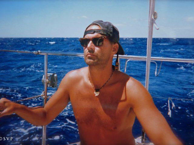 Sailing the Caribbean