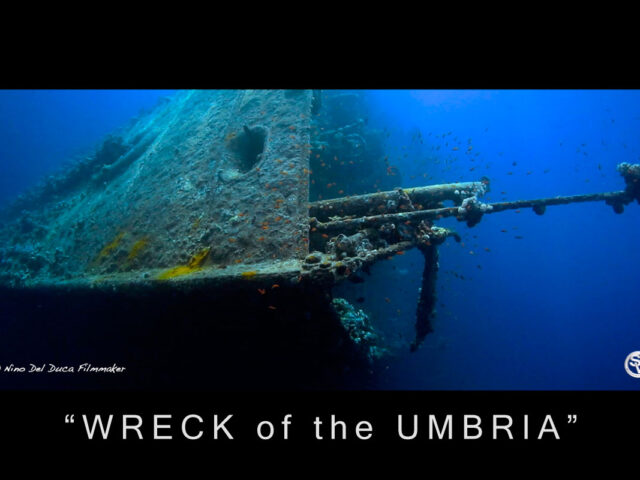 WRECK OF THE UMBRIA